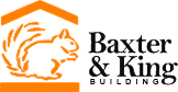 Baxter & King builders - logo