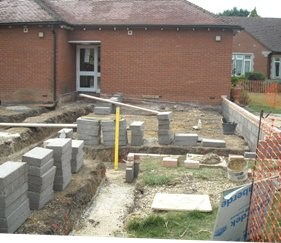 Care Home extension