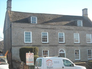 Stilton Roof strengthening and refurbishment