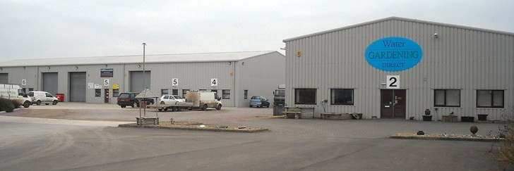 Industrial Units Frognall